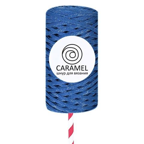 Полиэфирный шнур Caramel Diamond Васильковый
