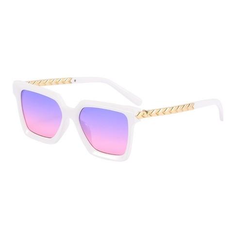 Солнцезащитные очки 2031003s Белый - фото