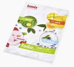 bamix Блендер Bamix toGo M180 Lime