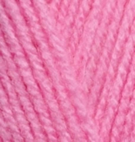 Пряжа Burkum Alize 178 Темно-розовый фото