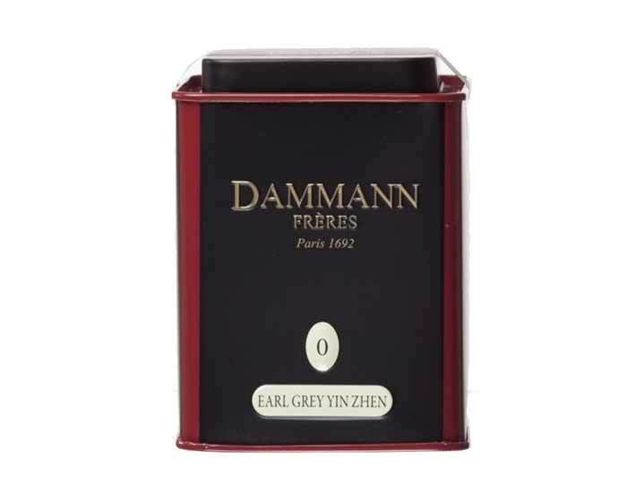 Чай черный Dammann Earl Grey Yin Zhen, 100 г