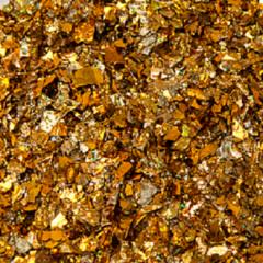 Конфетти слюда, Блестки, Золото, 20 гр, 1 уп.