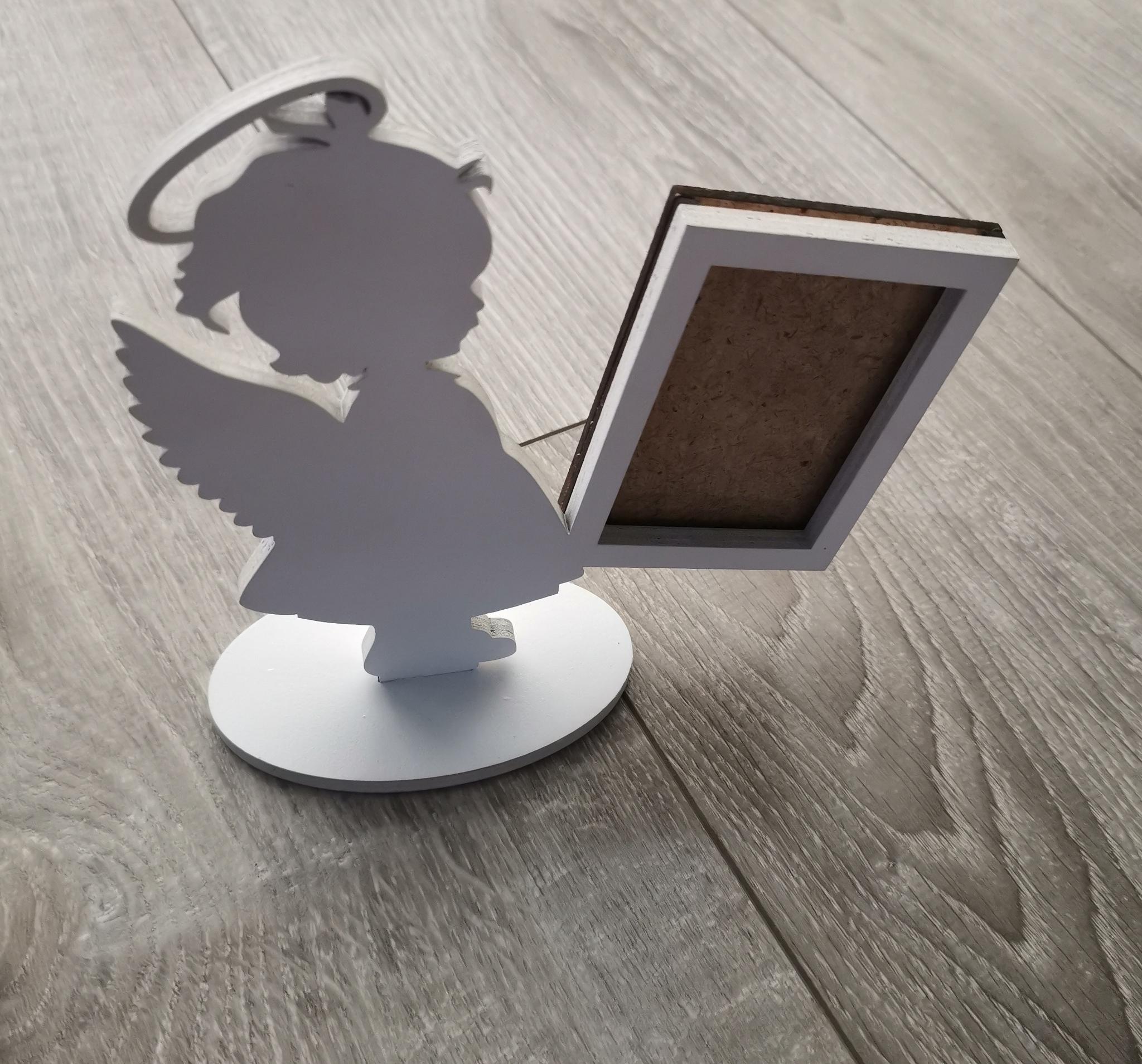 фоторамка ангел