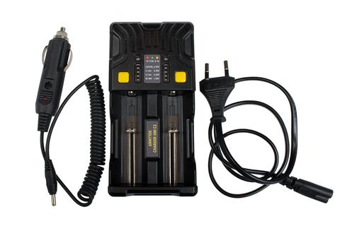 Зарядное устройство универсальное Armytek Uni C2