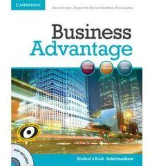 Business Advantage Intermediate Student's Book ...