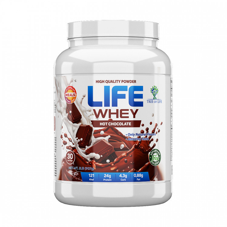 Tree of Life LIFE WHEY PROTEIN (454 г)