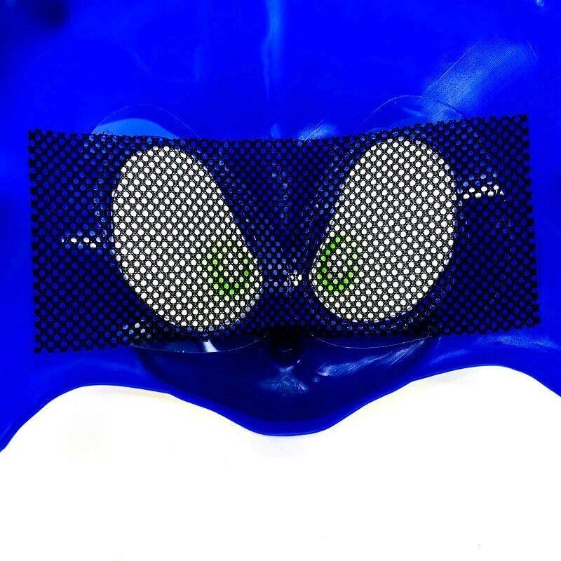 Соник маска детская