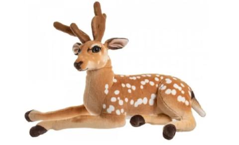 Олень 80 см мягкая игрушка