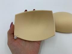 Чашка-вкладыш Бандо бежевая, 36 размер