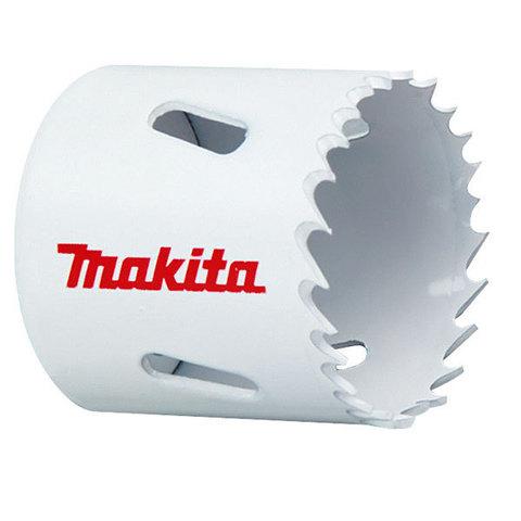 Биметаллическая полая коронка Makita 38x40 мм