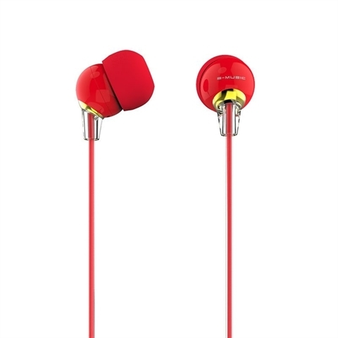 Наушники S-Music G3 CX-215 red