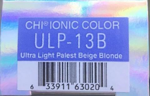 Крем-краска CHI Ионик ULP-13 B 85 гр