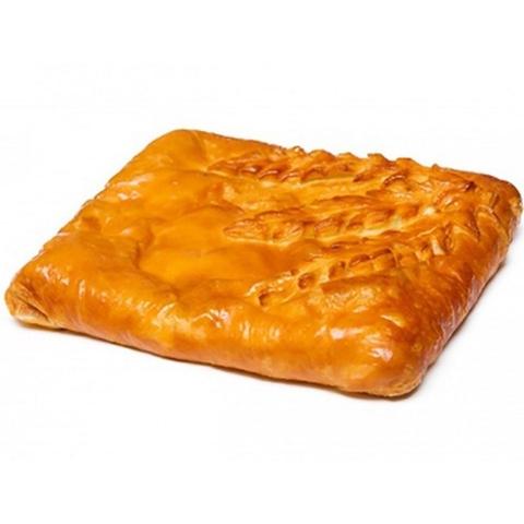 Пирог с мясным фаршем и картофелем 1 кг