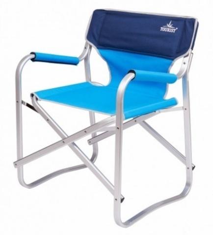 Кресло складное туристическое TOURIST BOSS (алюминий)