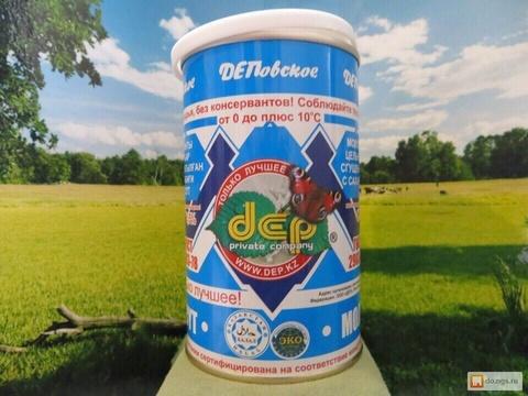ДЕПовское сгущеное Молоко ИП Кузнецов 0,6кг