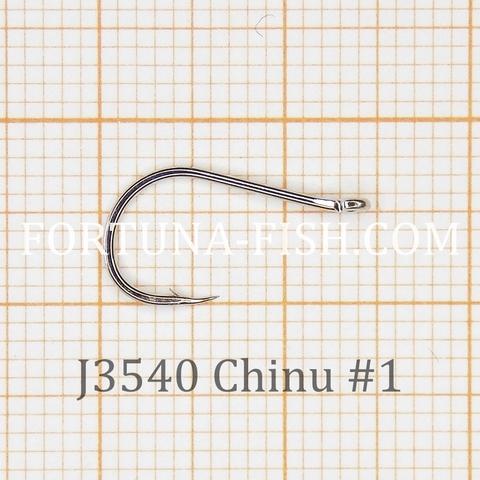 Крючок Akula Japan J3540 (Chinu) 100 шт