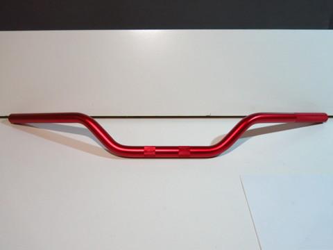 Руль красный 22мм