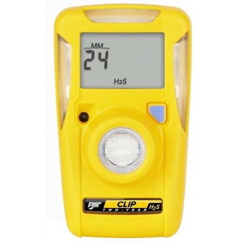 Сигнализатор одного газа BW Clip (2-годичный)