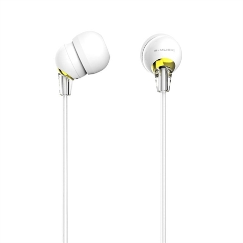 Наушники S-Music G3 CX-215 white