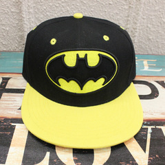 Бэтмен бейсболка с логотипом