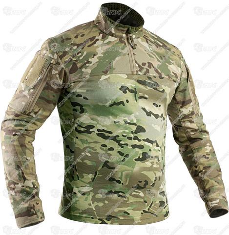 Рубашка тактическая боевая «Гюрза-М1» Мультикам