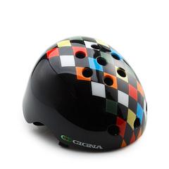 Шлем велосипедный детский Cigna WT-025  (чёрный)