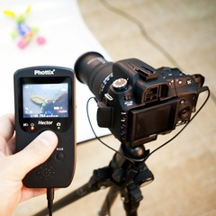Пульт дистанционного управления Phottix Hector Live-View Wired Remote Set C6R