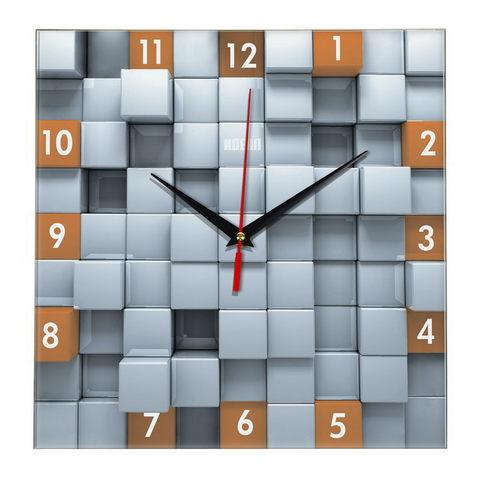 Часы Кубы оранж