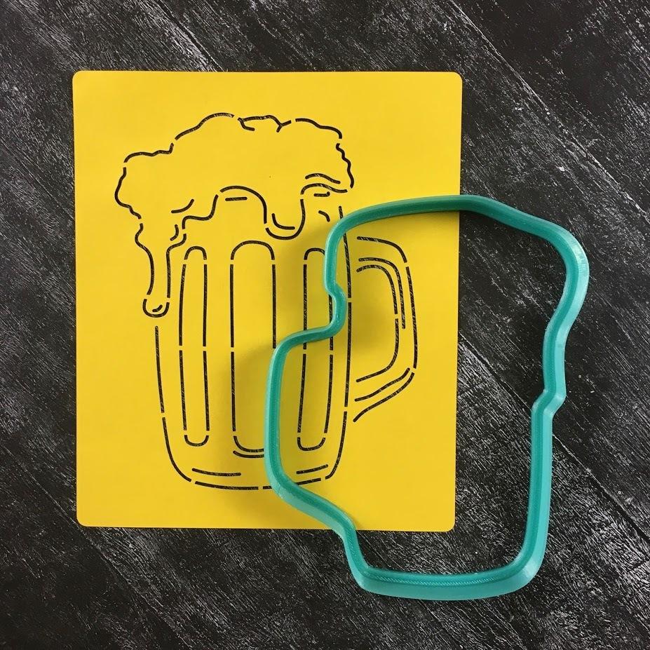 Кружка пива №3