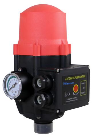 Блок автоматики Millennium  для насосов с ручной регулировкой (3бар)