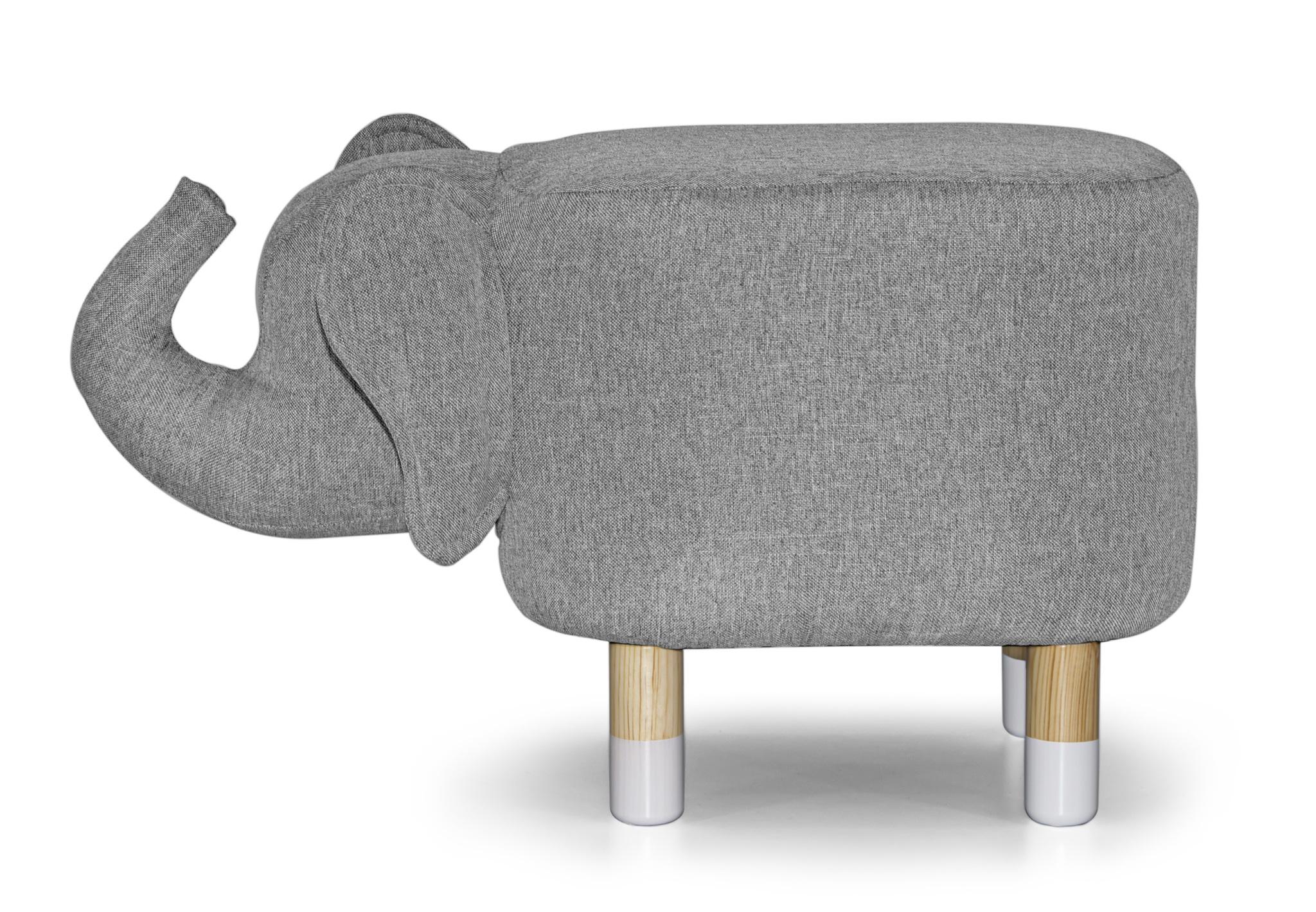 Детский пуф «Stumpa» Слон