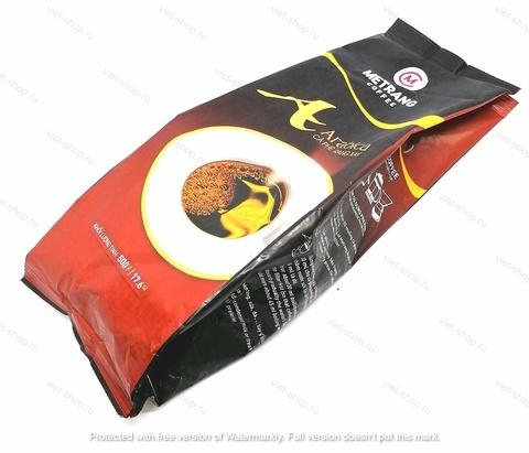 Вьетнамский молотый кофе Me Trang Arabica, Original, 500 гр.