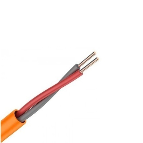 Кабель сигнальный КПСнг(А)-FRHF 1*2*0.35 мм² (Ø 0.8 мм)