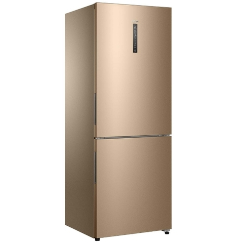 Холодильник HAIER C4F744CGG (1,9 m, золотой, ширина 70см ,инвертер)