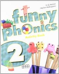 Funny Phonics 2 Activity Book + CD-ROM