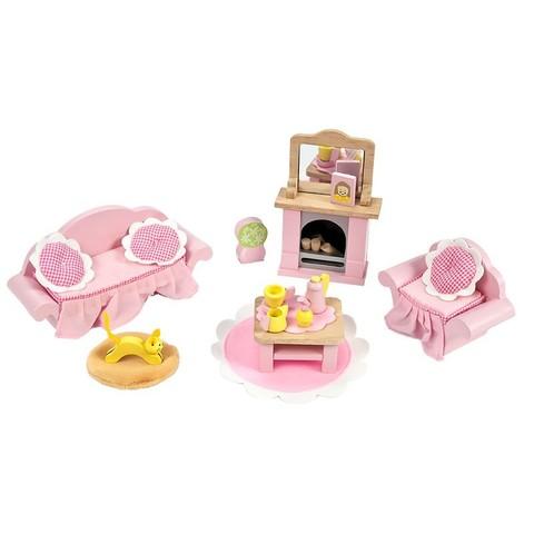 Кукольная мебель Бутон розы Гостиная, Le Toy Van