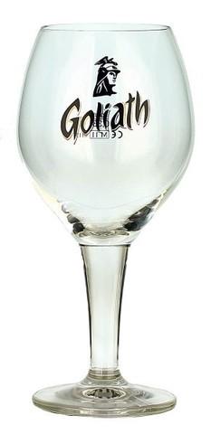 Набор из 6 пивных бокалов «Goliath»,  330 мл