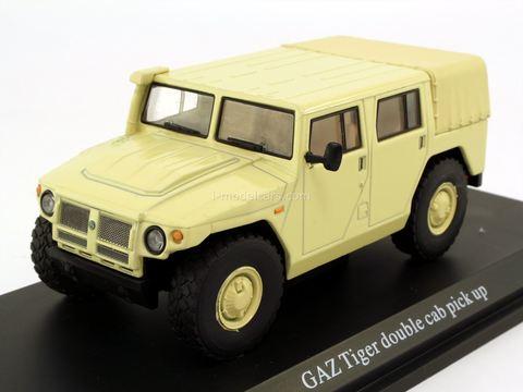 GAZ-233001 Tiger double cab pickup 1:43 Start Scale Models (SSM) used
