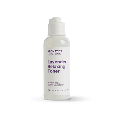AROMATICA Lavender Relaxing Toner Успокаивающий тонер с лавандой миниатюра