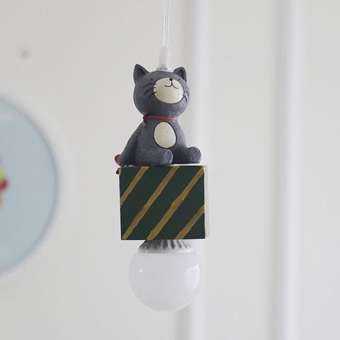 Подвесной светильник Zoo Kitty by Bamboo
