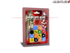 Aristeia! - Batch of 8 Aristeia! Dice Pack