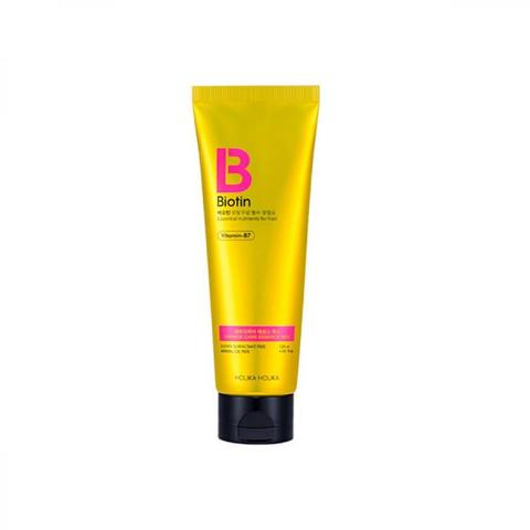 Biotin Damage Care Essence Wax маска-воск для волос, 120 мл, Holika Holika
