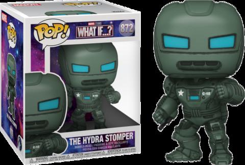 """Фигурка Funko Pop! Marvel: What If…? - The Hydra Stomper 6"""""""