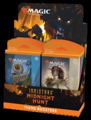 Дисплей тематических бустеров «Innistrad: Midnight Hunt»