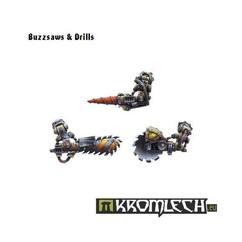 Buzzsaws & Drills (6)