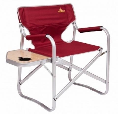 Кресло складное туристическое TOURIST BOSS PLUS (алюминий)