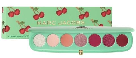 Marc Jacobs Beauty Eye-conic Multi-Finish Eye Palette in Cherrific – Very Merry Cherry Edition