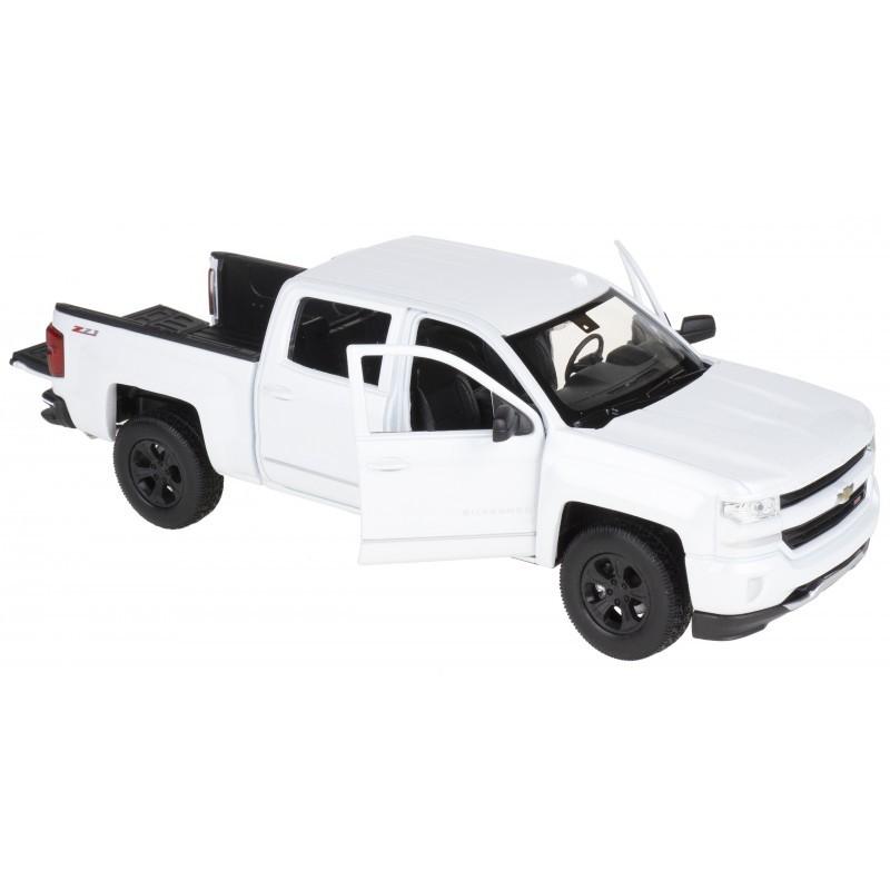 Машинка-игрушка Chevrolet Silverado 2017