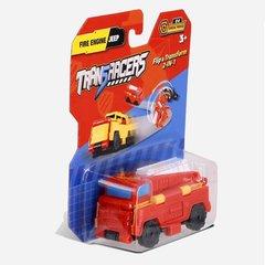 Maşın TransRacers Fire Engine & Jeep