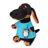Пес Ваксон в футболке с совой